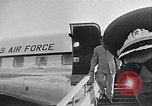 Image of General Nathan Farragut Twining Tushino Russia, 1956, second 11 stock footage video 65675032571