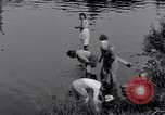 Image of displaced Russians Grimma Germany, 1945, second 26 stock footage video 65675032576