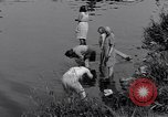 Image of displaced Russians Grimma Germany, 1945, second 31 stock footage video 65675032576