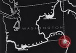 Image of Columbia River United States USA, 1949, second 21 stock footage video 65675032616