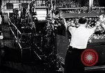 Image of textile workers union United States USA, 1950, second 30 stock footage video 65675032617