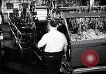 Image of textile workers union United States USA, 1950, second 32 stock footage video 65675032617