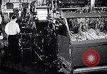 Image of textile workers union United States USA, 1950, second 35 stock footage video 65675032617