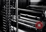 Image of textile workers union United States USA, 1950, second 41 stock footage video 65675032617