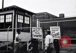 Image of textile workers union United States USA, 1950, second 13 stock footage video 65675032619