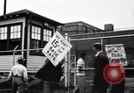 Image of textile workers union United States USA, 1950, second 16 stock footage video 65675032619