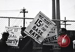 Image of textile workers union United States USA, 1950, second 19 stock footage video 65675032619