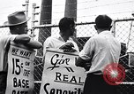 Image of textile workers union United States USA, 1950, second 20 stock footage video 65675032619