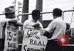 Image of textile workers union United States USA, 1950, second 21 stock footage video 65675032619