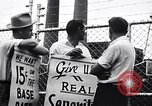 Image of textile workers union United States USA, 1950, second 22 stock footage video 65675032619