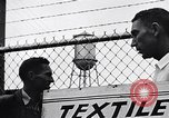 Image of textile workers union United States USA, 1950, second 24 stock footage video 65675032619