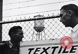 Image of textile workers union United States USA, 1950, second 25 stock footage video 65675032619
