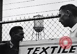 Image of textile workers union United States USA, 1950, second 26 stock footage video 65675032619