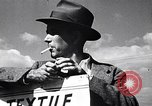Image of textile workers union United States USA, 1950, second 30 stock footage video 65675032619