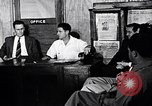 Image of textile workers union United States USA, 1950, second 39 stock footage video 65675032619