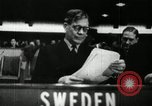 Image of UN General Assembly  Korea, 1950, second 31 stock footage video 65675032621