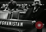 Image of UN General Assembly  Korea, 1950, second 32 stock footage video 65675032621