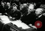 Image of UN General Assembly  Korea, 1950, second 36 stock footage video 65675032621