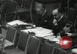 Image of UN General Assembly  Korea, 1950, second 43 stock footage video 65675032621