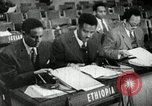 Image of UN General Assembly  Korea, 1950, second 44 stock footage video 65675032621