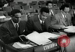 Image of UN General Assembly  Korea, 1950, second 45 stock footage video 65675032621