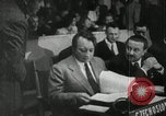 Image of UN General Assembly  Korea, 1950, second 47 stock footage video 65675032621