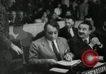 Image of UN General Assembly  Korea, 1950, second 48 stock footage video 65675032621