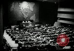 Image of UN General Assembly  Korea, 1950, second 53 stock footage video 65675032621