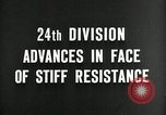 Image of 24th Infantry Division Korea, 1951, second 4 stock footage video 65675032628