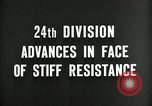 Image of 24th Infantry Division Korea, 1951, second 6 stock footage video 65675032628