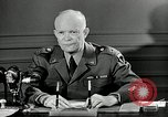 Image of Dwight D Eisenhower Paris France, 1951, second 31 stock footage video 65675032630