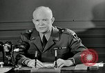 Image of Dwight D Eisenhower Paris France, 1951, second 32 stock footage video 65675032630