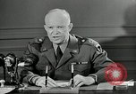 Image of Dwight D Eisenhower Paris France, 1951, second 33 stock footage video 65675032630