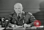 Image of Dwight D Eisenhower Paris France, 1951, second 36 stock footage video 65675032630