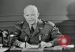 Image of Dwight D Eisenhower Paris France, 1951, second 39 stock footage video 65675032630
