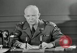 Image of Dwight D Eisenhower Paris France, 1951, second 40 stock footage video 65675032630