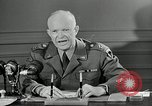 Image of Dwight D Eisenhower Paris France, 1951, second 42 stock footage video 65675032630