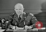 Image of Dwight D Eisenhower Paris France, 1951, second 43 stock footage video 65675032630
