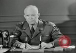 Image of Dwight D Eisenhower Paris France, 1951, second 44 stock footage video 65675032630
