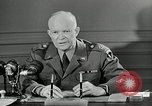 Image of Dwight D Eisenhower Paris France, 1951, second 46 stock footage video 65675032630