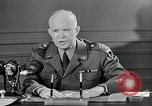 Image of Dwight D Eisenhower Paris France, 1951, second 47 stock footage video 65675032630