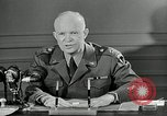 Image of Dwight D Eisenhower Paris France, 1951, second 50 stock footage video 65675032630
