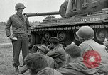 Image of U.S. tanks and 3rd infantry in Korean War Korea, 1951, second 17 stock footage video 65675032631