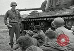Image of U.S. tanks and 3rd infantry in Korean War Korea, 1951, second 19 stock footage video 65675032631