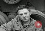 Image of U.S. tanks and 3rd infantry in Korean War Korea, 1951, second 22 stock footage video 65675032631