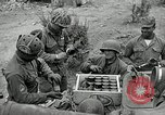 Image of U.S. tanks and 3rd infantry in Korean War Korea, 1951, second 31 stock footage video 65675032631