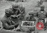 Image of U.S. tanks and 3rd infantry in Korean War Korea, 1951, second 32 stock footage video 65675032631