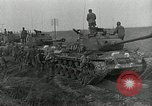 Image of U.S. tanks and 3rd infantry in Korean War Korea, 1951, second 43 stock footage video 65675032631