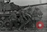 Image of U.S. tanks and 3rd infantry in Korean War Korea, 1951, second 44 stock footage video 65675032631