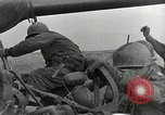 Image of U.S. tanks and 3rd infantry in Korean War Korea, 1951, second 48 stock footage video 65675032631